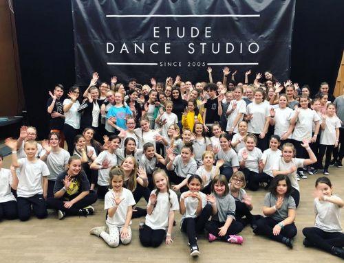 III. Etude Dance Jam